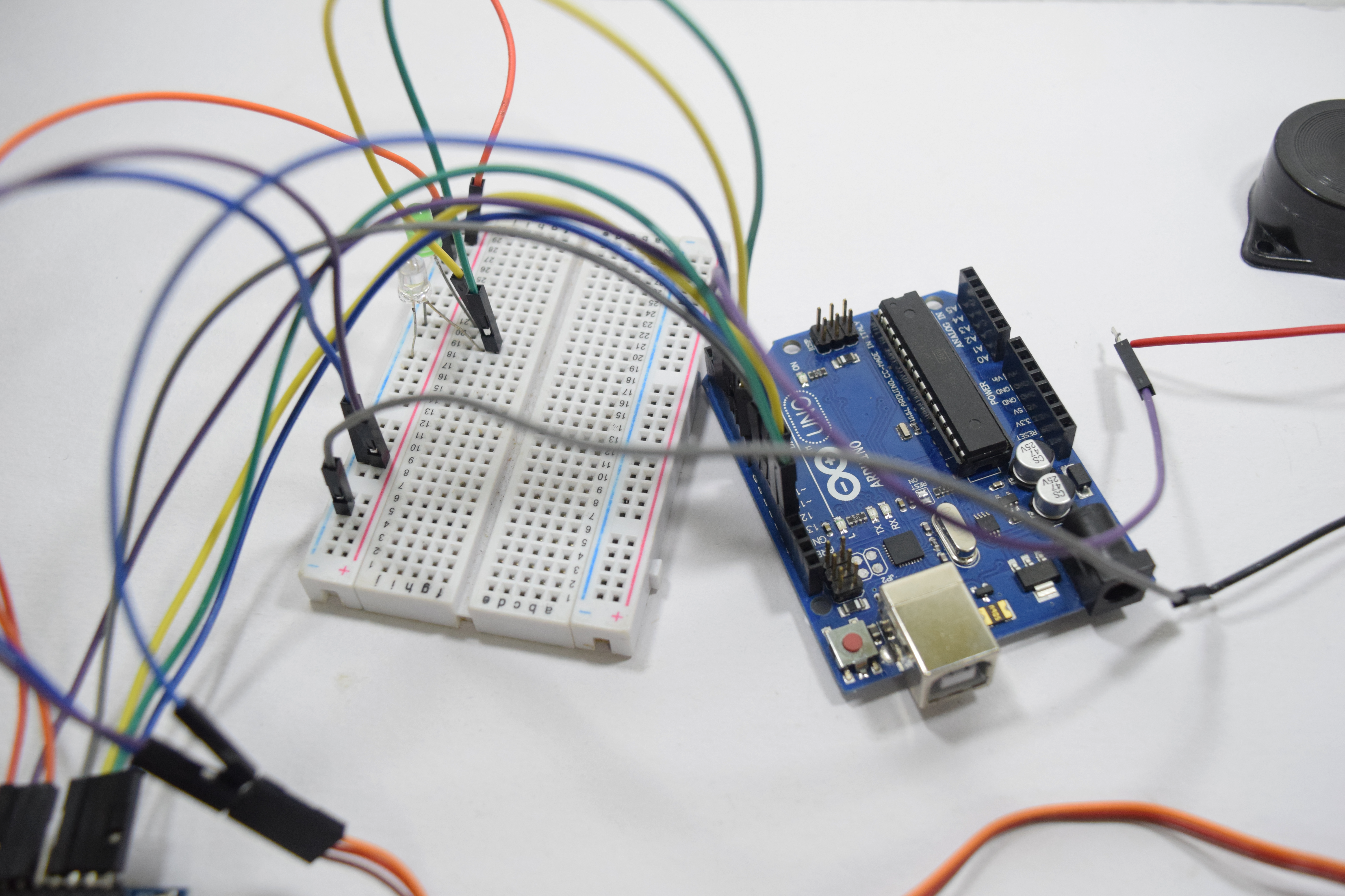 Picture of LEDs Interface: