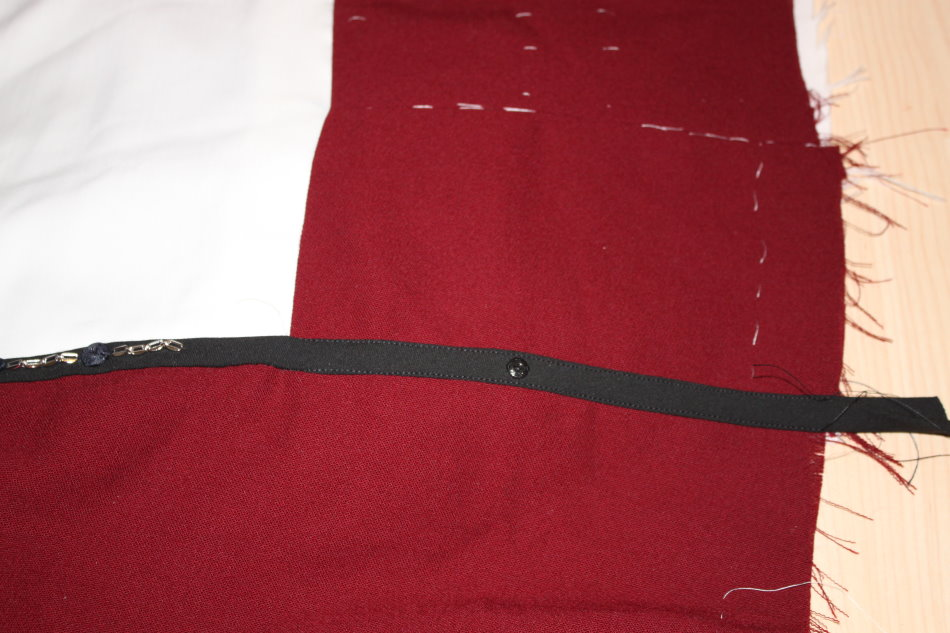 Picture of FRONT LEFT BINDING