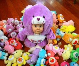 Baby Care Bear Costume