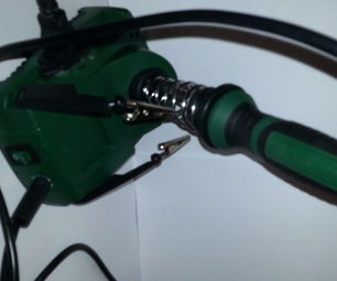 Cheap Soldering Iron Upgrade