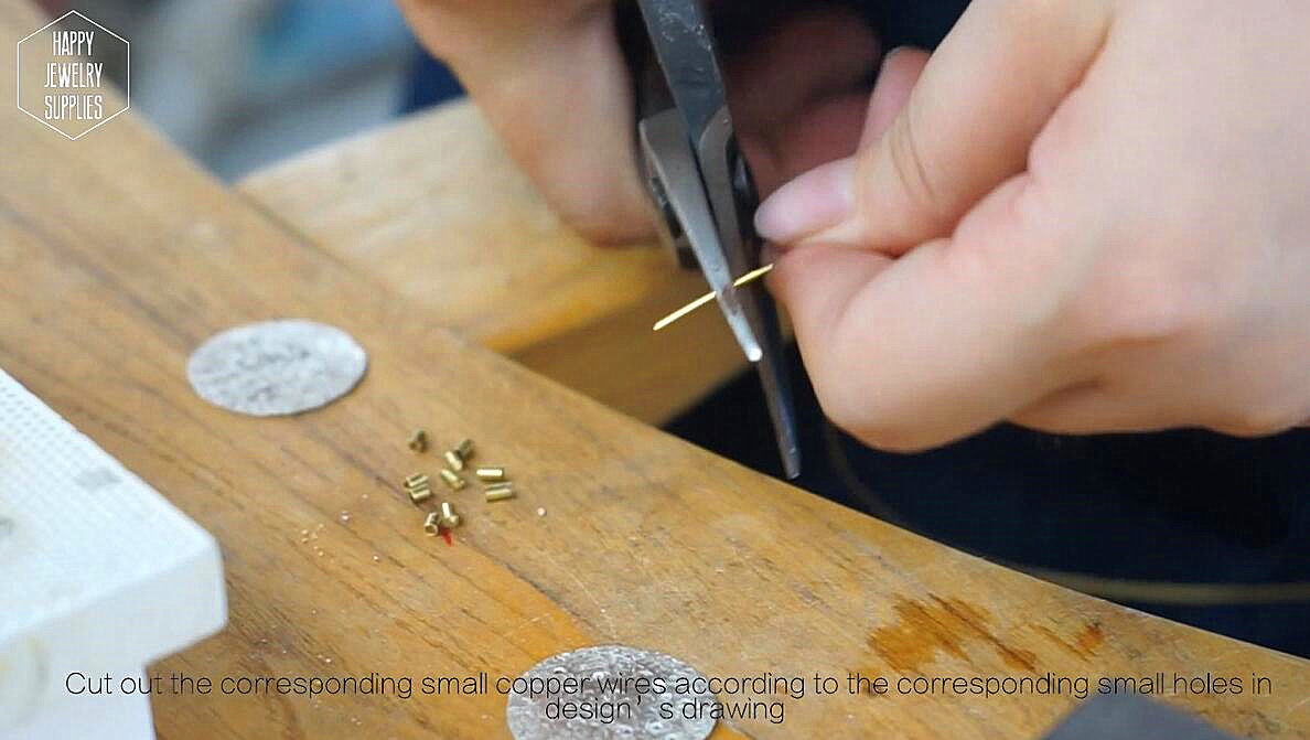 Picture of Brass Points Making