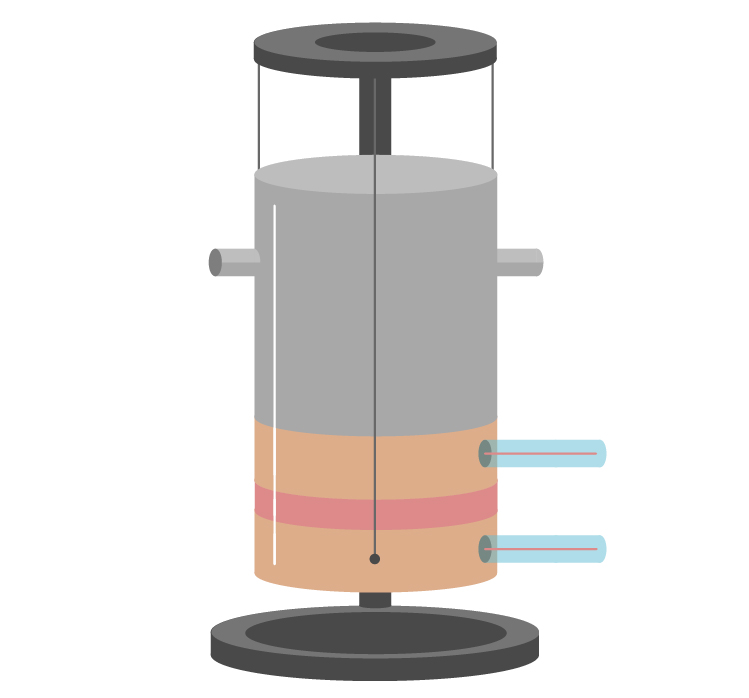 Picture of How to Make a Lee's Disk for Measuring Thermal Conductivity