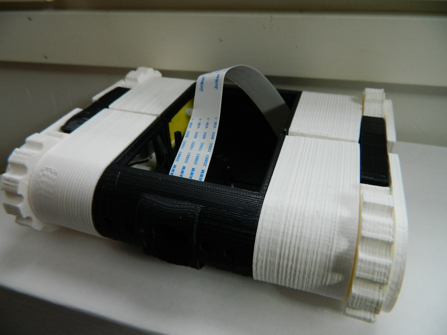 Picture of Assemble Body.