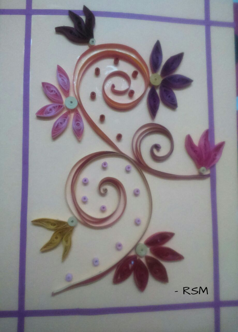 "Picture of ""Simple Quilling"""