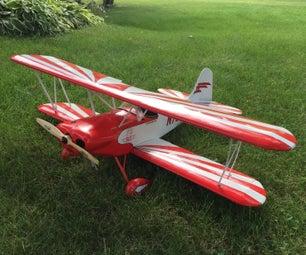 R/C Biplane