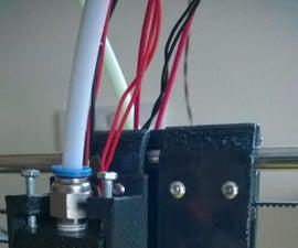 Reprap: How to build JBs Bowden Dual Extruder