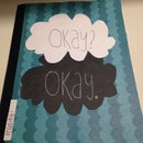 DIY The Fault In Our Star Composition Notebook