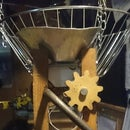 Table Mounted Oat Crusher
