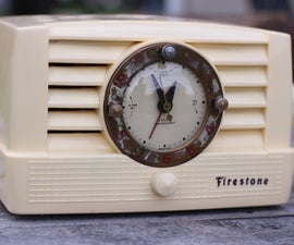 Re-new a vintage radio and restore its gleam.