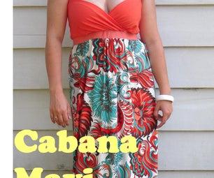 Cabana Maxi Dress