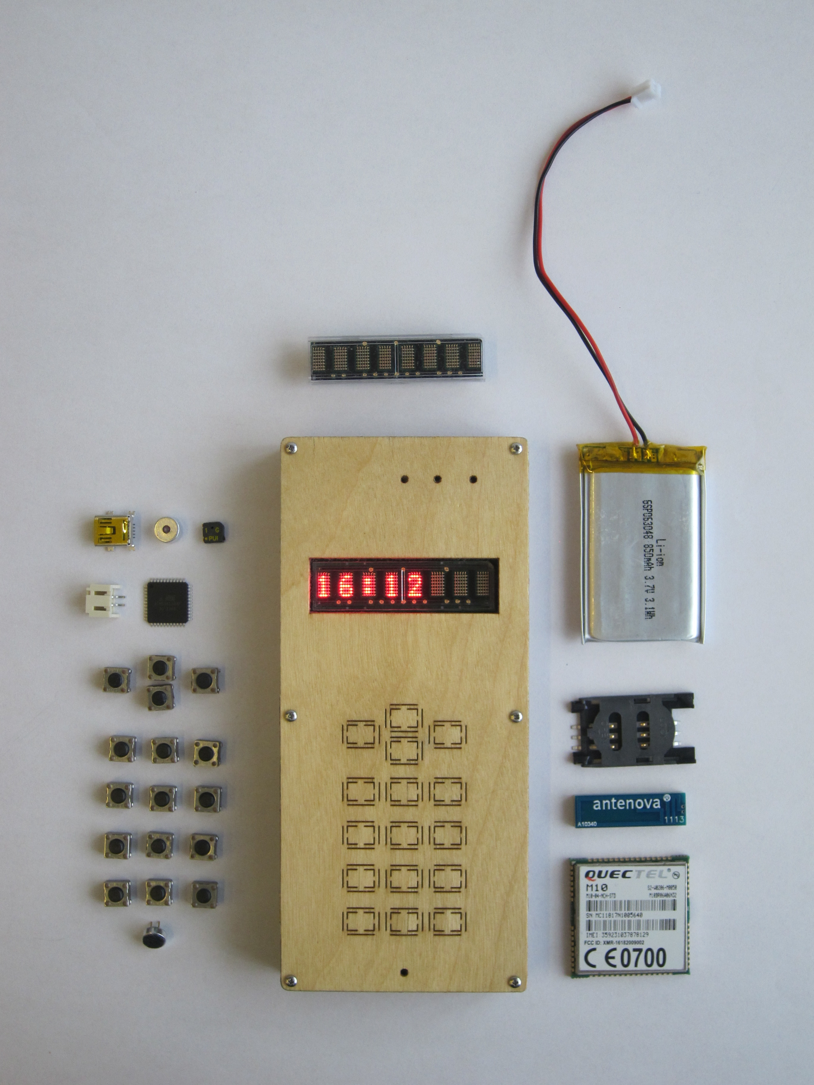Picture of Ordering the Circuit Board and Components.