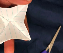 How to Create a Paper Spinning Top