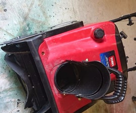 Snow Blower Paddle Replacement