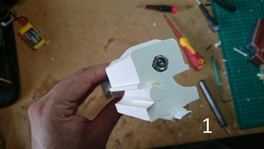 Assembly: Rear Pod