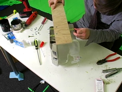 How To:  Make a Chainsaw Arm