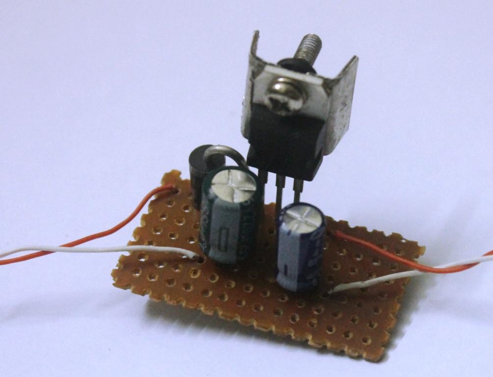 Picture of 5V - 2A Regulator