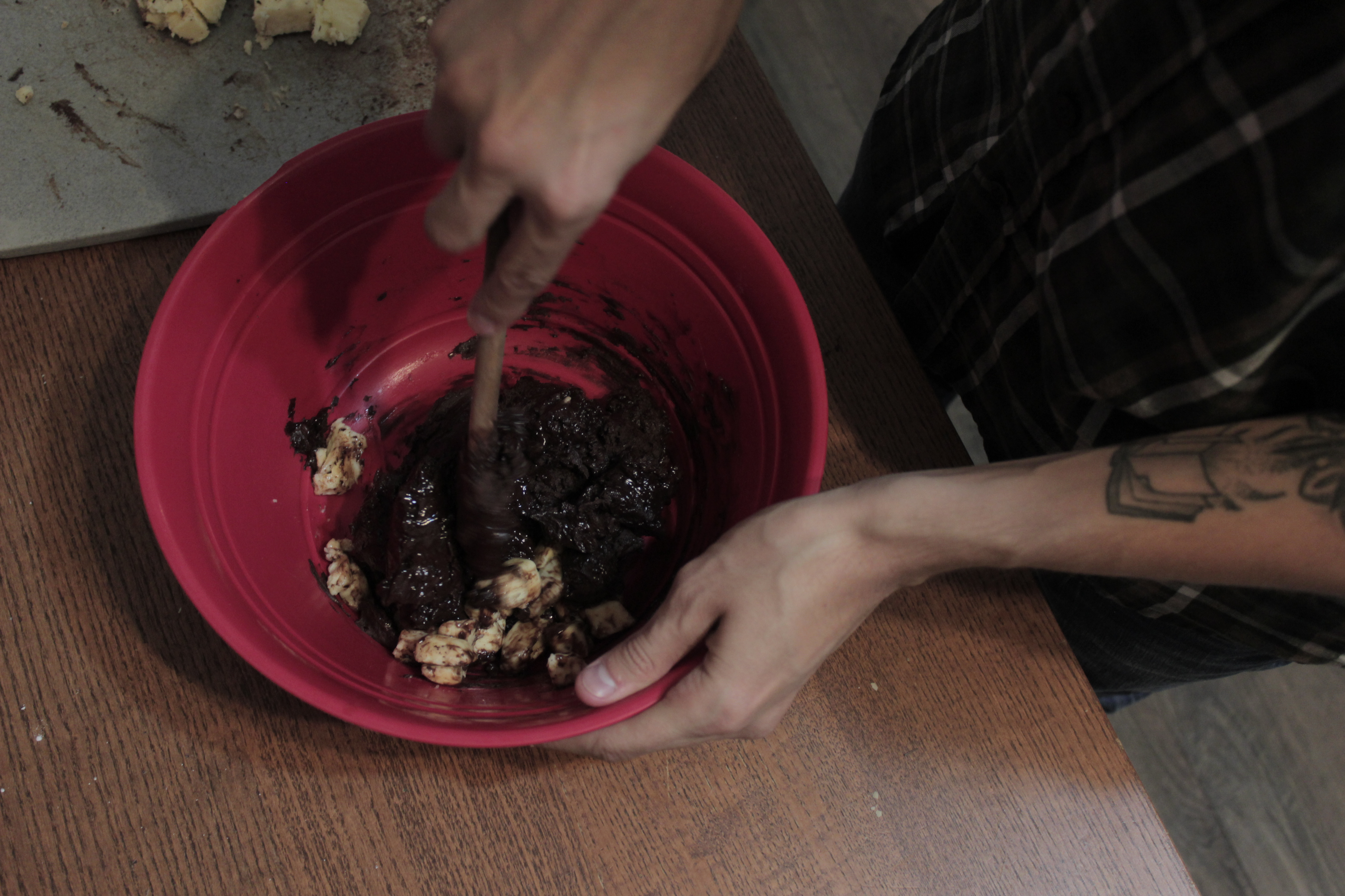 Picture of The Traditional Recipe - the Ganache