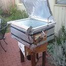 Programmable Smart Solar Oven