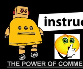 The little known secret to managing annoying comments on your instructable!
