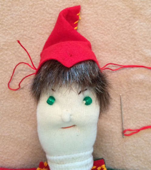 Picture of Attach the Hat
