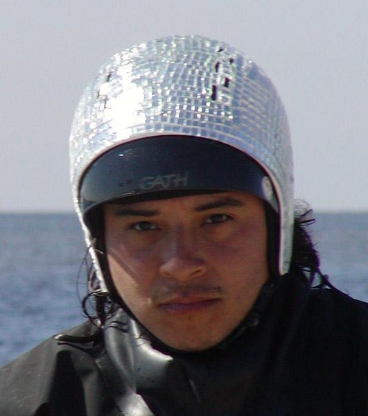 Picture of Disco Helmet