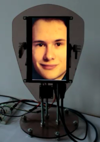 Picture of Brzydal - the Social Robot