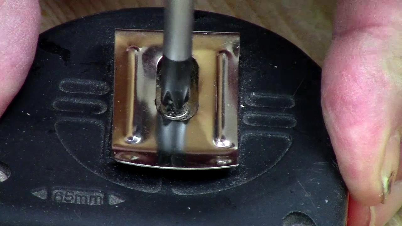 Picture of Preparing the Measure Tape