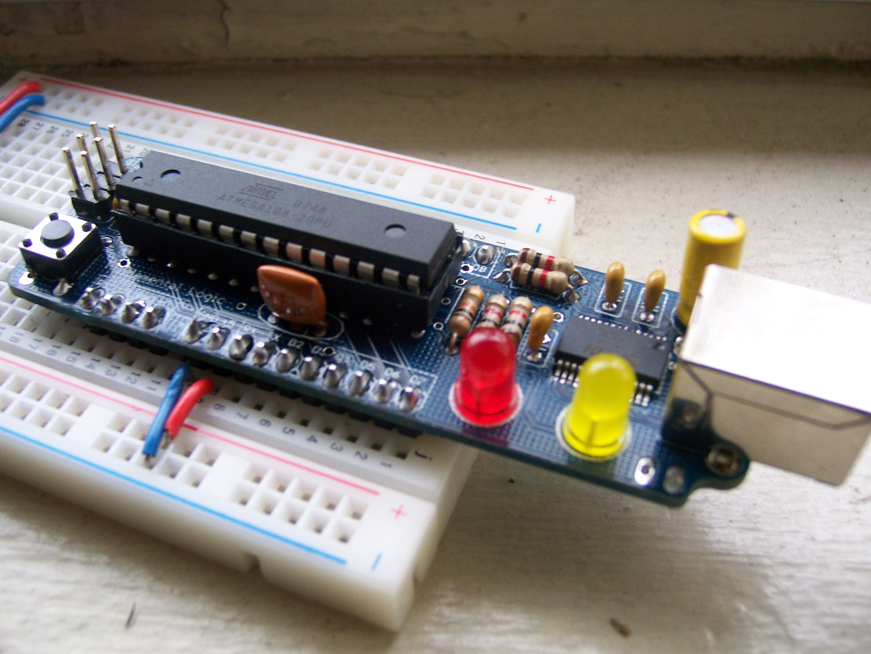 Picture of Arduino Battery Pack Version 0.1V