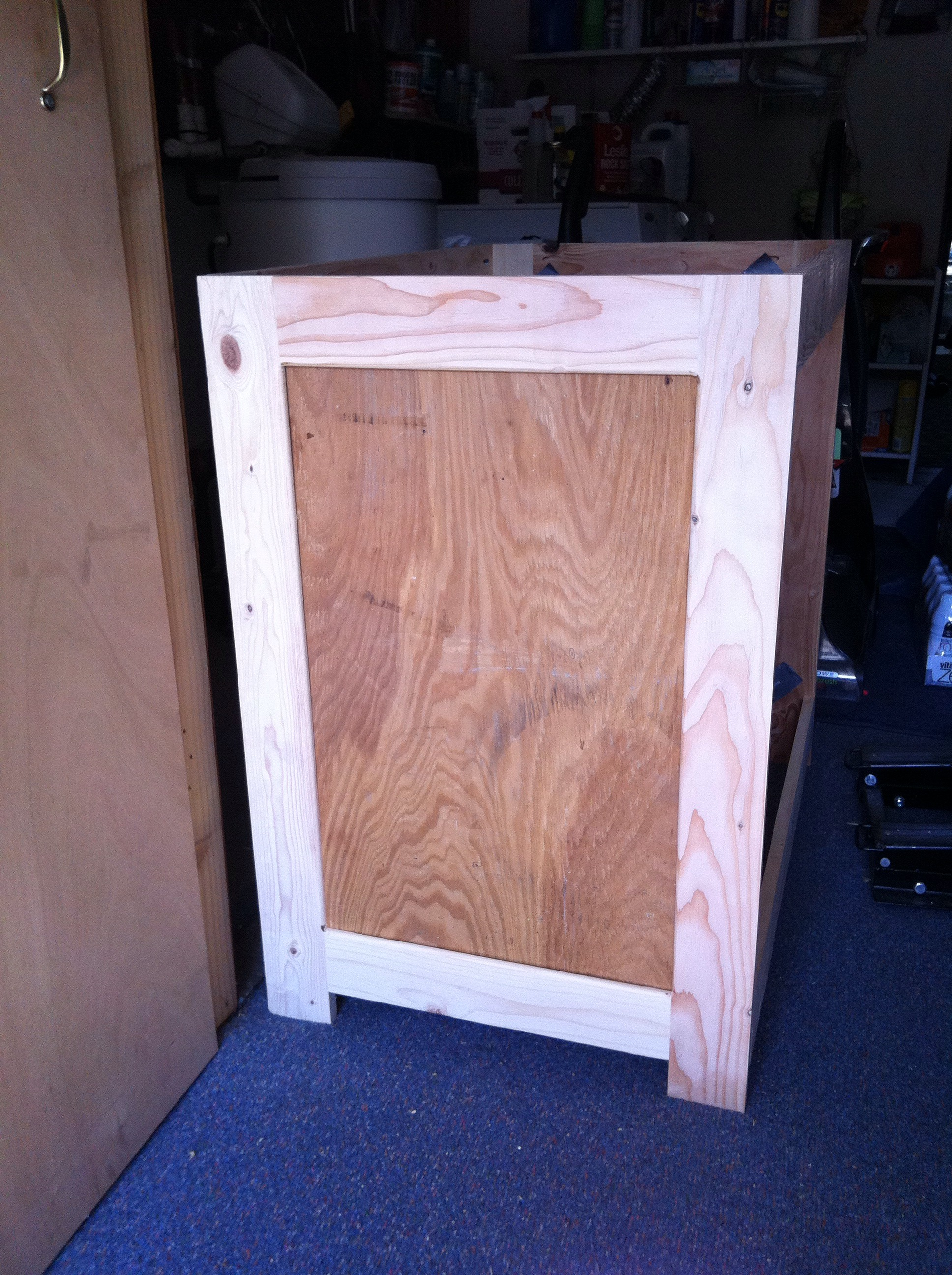 Picture of Construct Cabinet Body