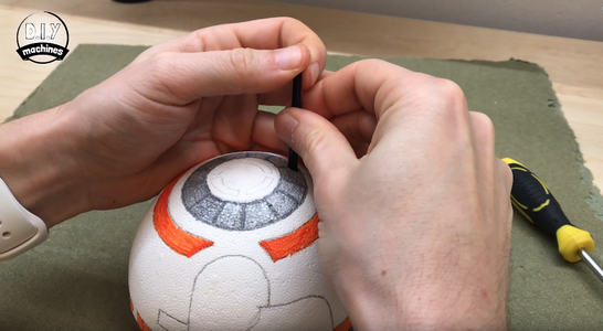 Decorating the Head - Adding Shape