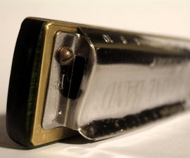 How to make your own harmonica valves easily, cheaply, and effectively.