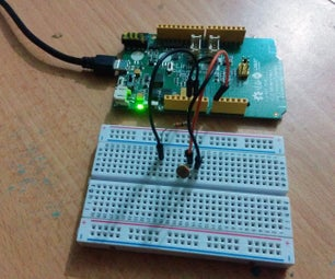 Linkit One Light Sensor