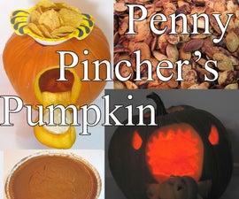 Penny Pincher's Pumpkin