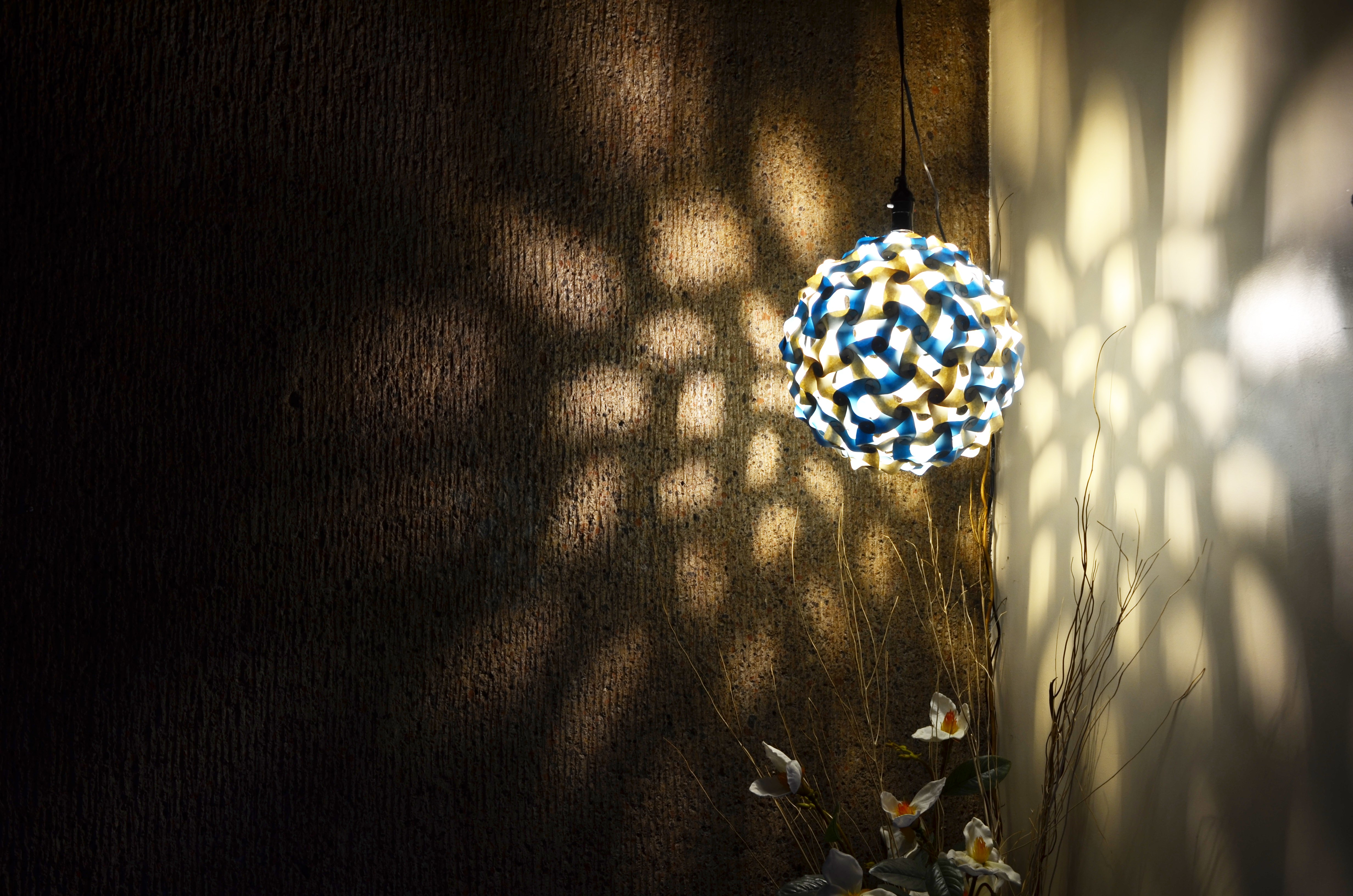 Picture of DIY Jigsaw Lamp