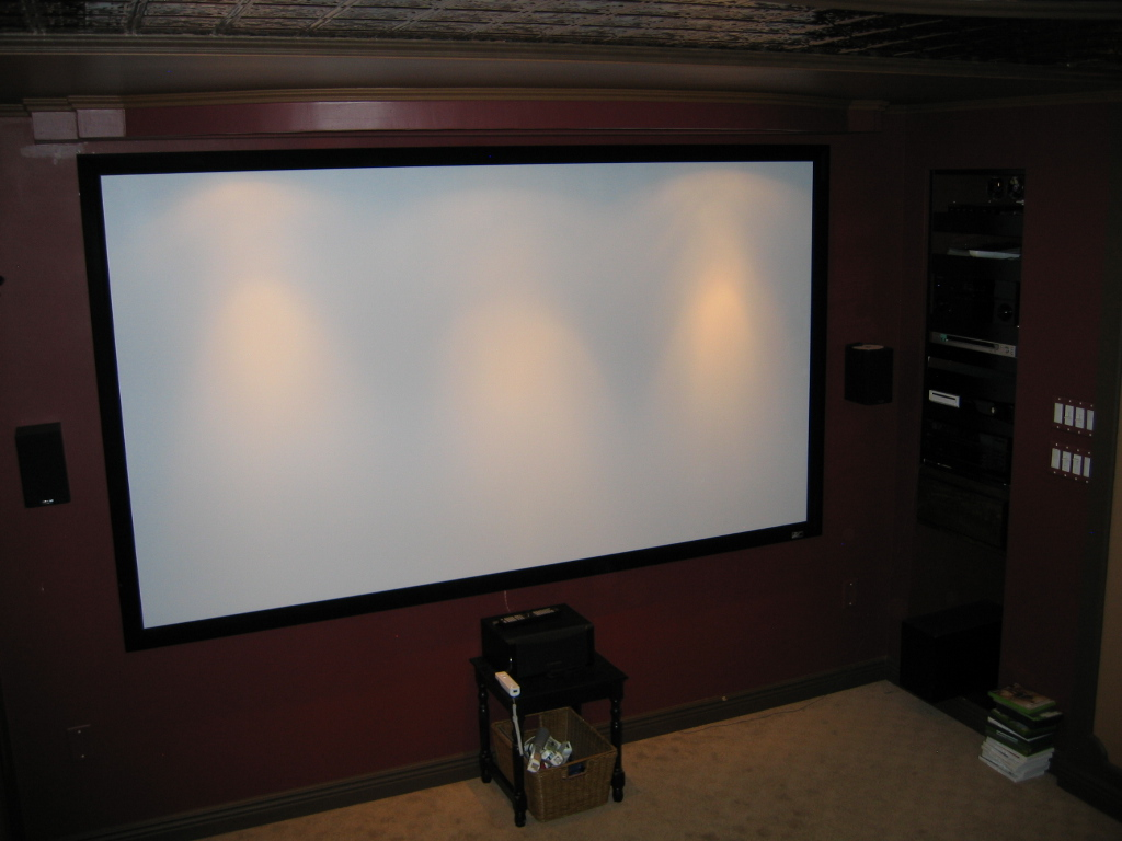 Picture of A  Beginning Guide to Designing a Theatre Room AND Star Ceiling