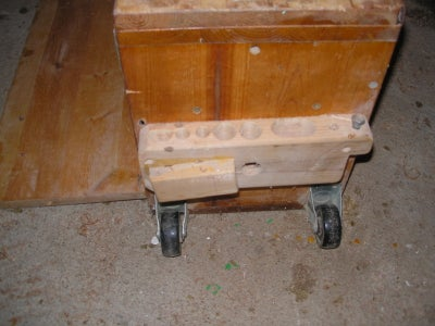 You'll Like My Ass-end [of My Toolbox-bench]