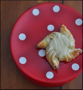 Cheese Danishes From Scratch