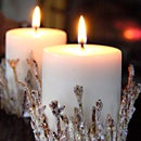 Twinkling Twig Candle Holder