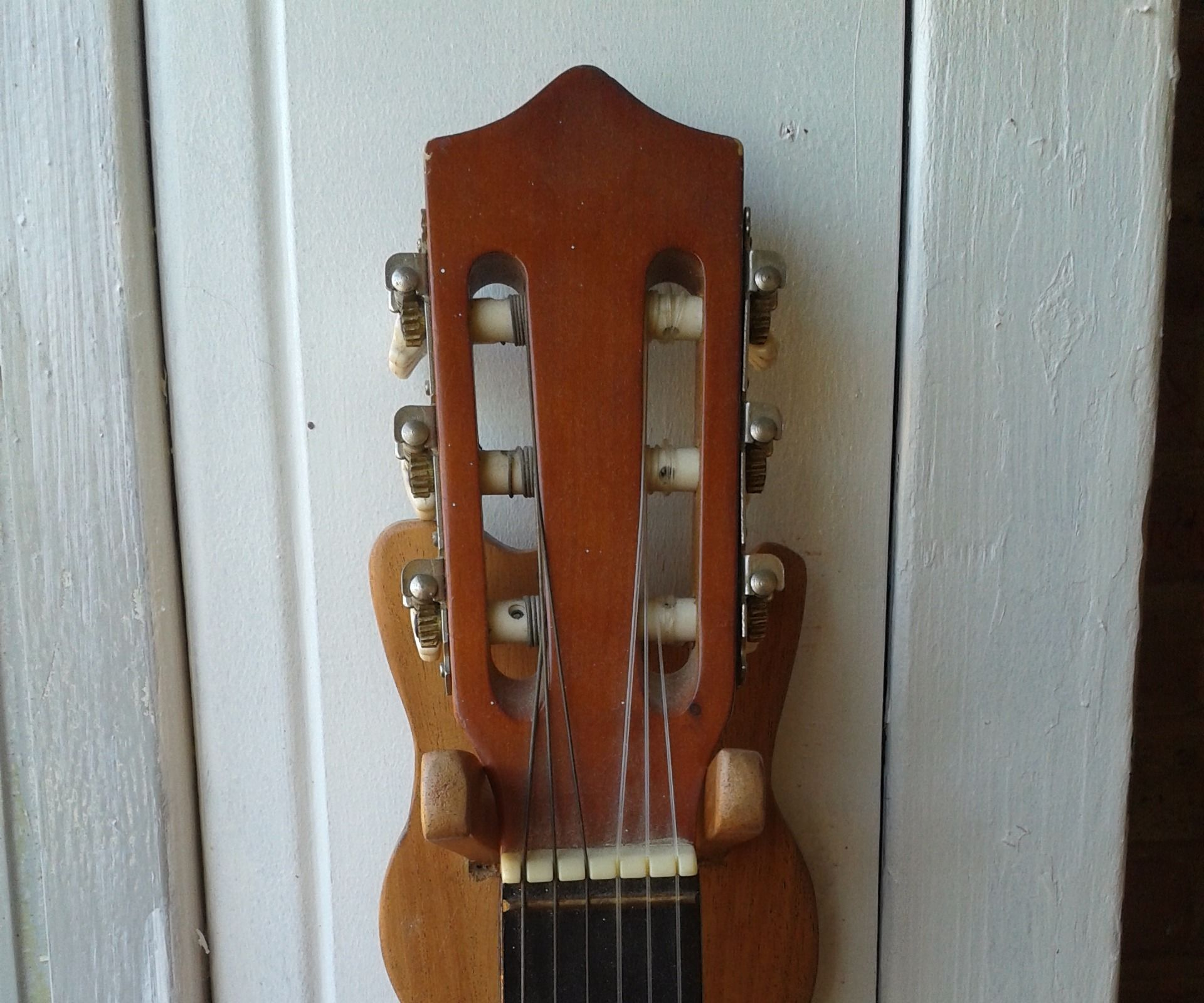 Diy Guitar Wall Hanger Wood Work 8 Steps With Pictures