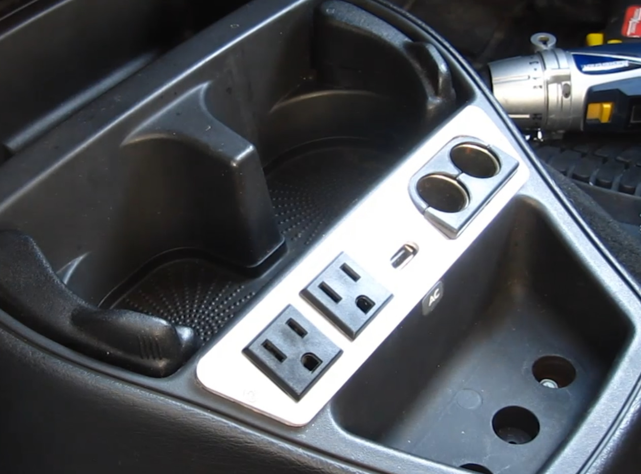 How to Install a Cool Looking Power Panel in Your Vehicle: 11 Steps ...
