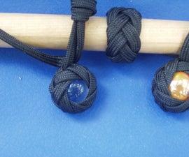 Spanish Ring Knot Variation