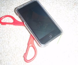 ipod touch/iphone game grip
