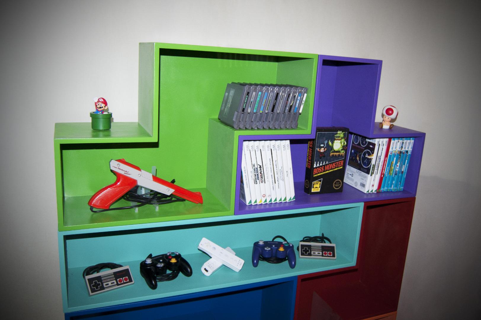 Picture of Tetris Shelves