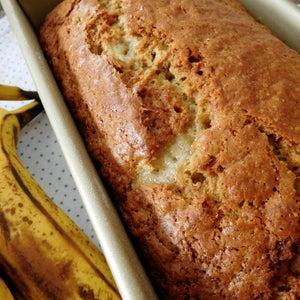 How to Bake Banana Bread