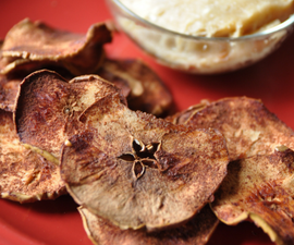 How to Make Apple Chips   Healthy Vegan Snack
