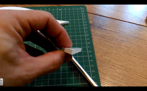 Cutting Angles on Each Piece
