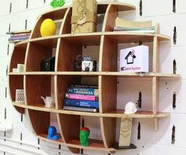 Interlocking Shelves