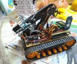 arduino bluetooth tank