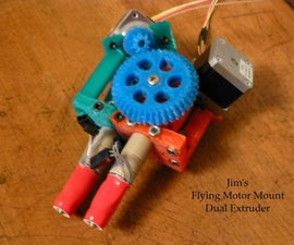 Build a Dual Extruder for 3D Printing