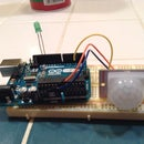 How to make a Arduino pir sensor alarm